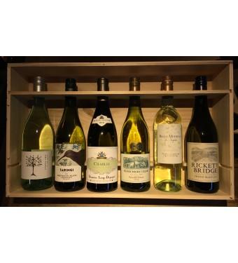 Six Bottle Mixed Case - Classic Whites