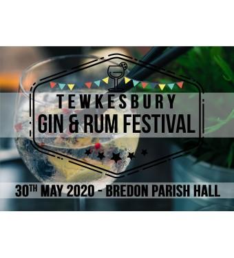 Tewkesbury Gin & Rum Festival 30th May 2020