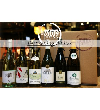 Six Bottle Mixed Case - Best Selling Whites
