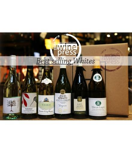 Six Bottle Mixed Case - Best Selling Whites