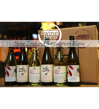 Six Bottle Mixed Case - New Zealand Sauvignon Blanc