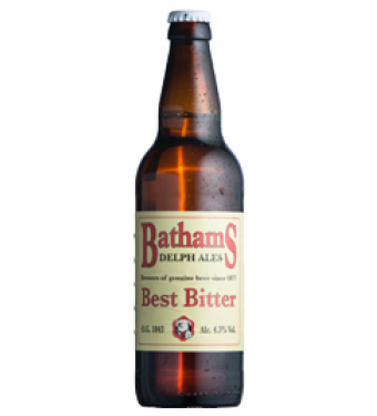 Bathams Beer '1 Bottle Only'