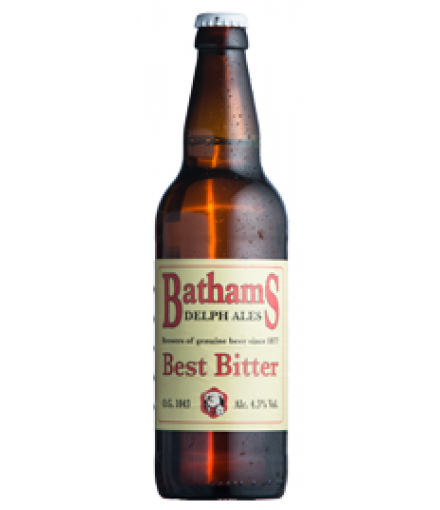 Bathams Best Bitter (Case of 12)