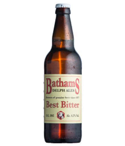 Bathams Best Bitter (Case of 12 x 500ml)