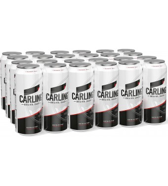 Carling 24 x 500ml Collection Only