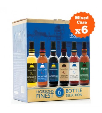 Hobson's Selection 6 Pack