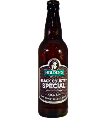 Holden's Black Country Special (Case of 12 x 500ml)