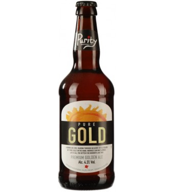 Purity Brewing Co. - Pure Gold - 8 x 500ml