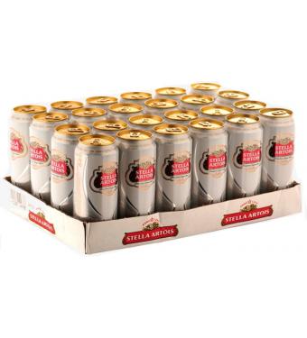 Stella Artois 24 x 500ml Collection Only