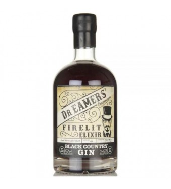 Dr Eamers' Firelit Elixir Black Country Gin