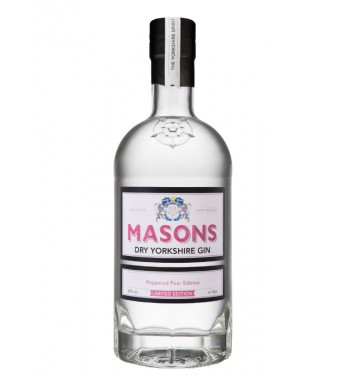 Masons Dry Yorkshire Gin 'Peppered Pear Edition'