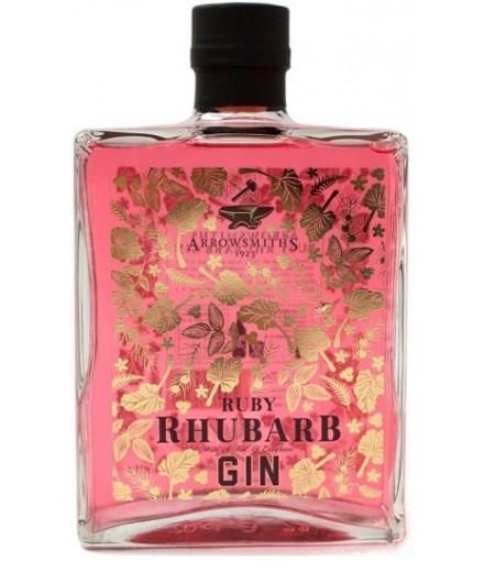 Arrowsmiths Ruby Rhubarb Gin