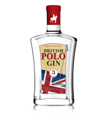 British Polo Gin No.3