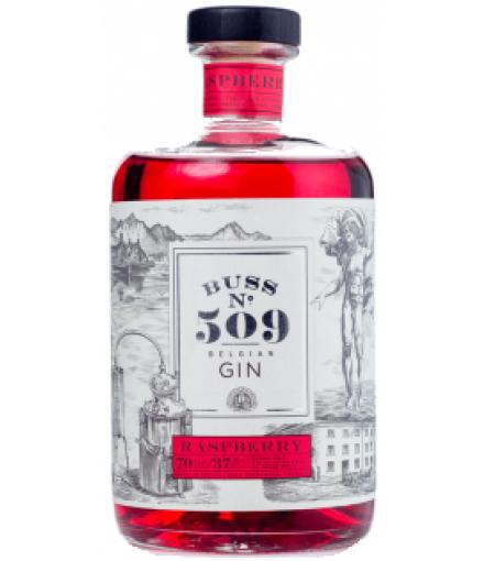 Buss No. 509 Premium Raspberry Gin