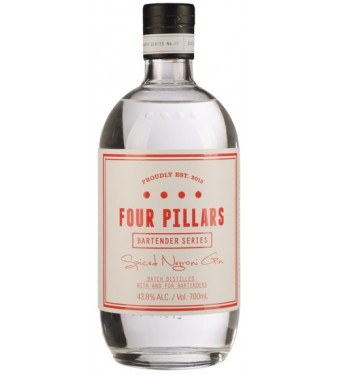Four Pillars Gin - Spiced Negroni