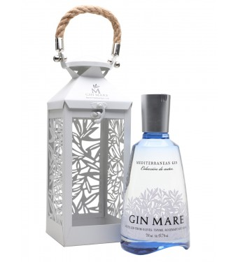 Gin Mare Gift Pack with Lantern