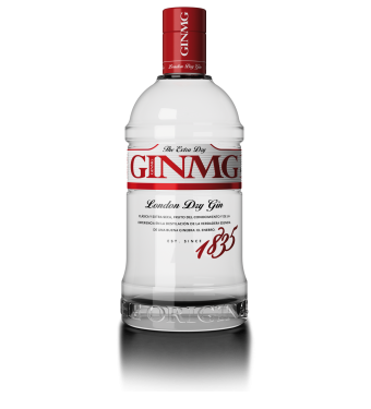 GINMG Extra Dry Gin