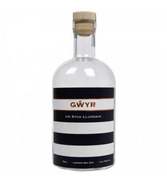 Gwyr Jin Sych Llundain - Gower Gin
