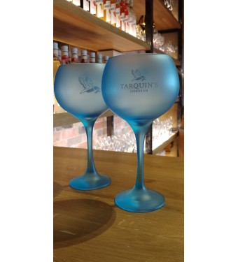 Tarquin's Cornish Gin Glass