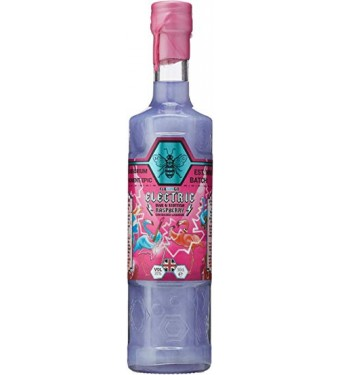 Zymurgorium Flagingo Electric Blue & Scottish Raspberry Gin Based Liqueur