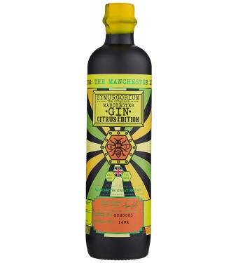 Zymurgorium Gin Citrus Edition