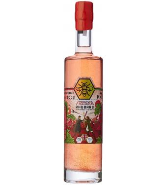 Zymurgorium Forced Darkside Rhubarb Gin Liqueur
