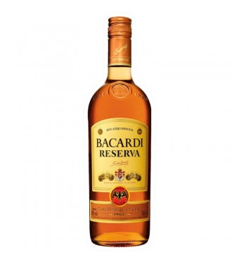 Bacardi Reserva Ron Anejo Especial 100cl