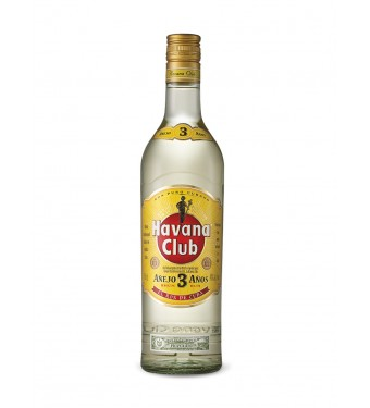 Havana Club Añejo 3 Year Old Rum