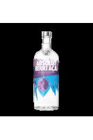 Absolut Berri Acai Blueberry Vodka