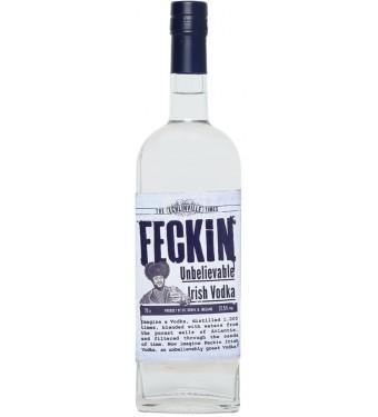 Feckin Unbelievable Irish Vodka