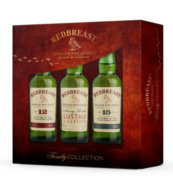 Redbreast Family Collection - Mini Tasting Set