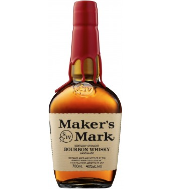 Maker's Mark Bourbon Whiskey