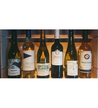 Six Bottle Mixed Case - Special Sauvignon