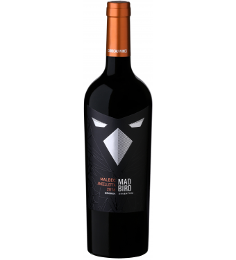 Corbeau Wines Mad Bird Malbec Ancellotta