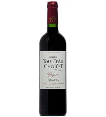 Chateau Tourteau Chollet Elegance Graves Rouge 2014