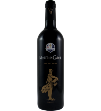 Mouton Cadet Ryder Cup Bordeaux Red Magnum