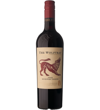 The Wolftrap Syrah Mourvedre Viognier