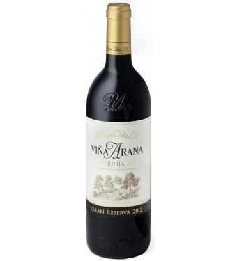 La Rioja Alta S.A. Viña Arana Gran Reserva 2012