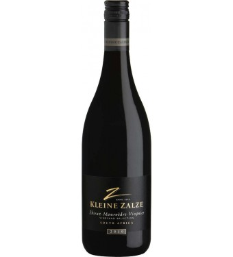 Kleine Zalze Shiraz Mourvedre Viognier Vineyard Selection