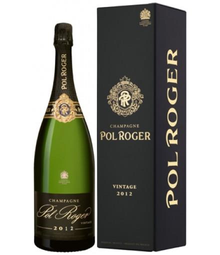 Pol Roger Brut Vintage 2012 Champagne