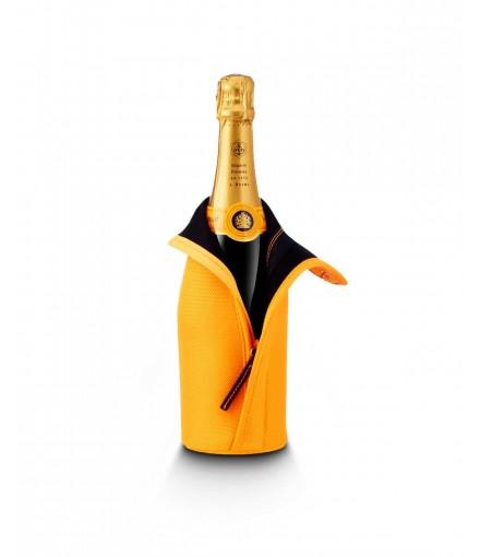 Veuve Clicquot Non Vintage Champagne Yellow Label 75cl Ice Jacket 2