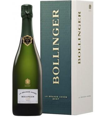 Bollinger La Grande Annee 2007