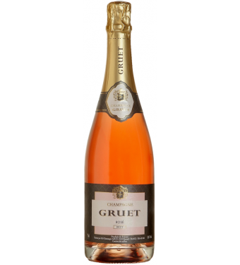 Gruet Rose Champagne