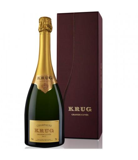 Krug Grande Cuvee NV champagne