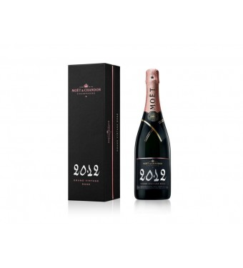 Moet & Chandon Grand Vintage Rose 2012