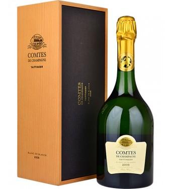 Taittinger Comtes de Champagne Blanc de Blancs 2006