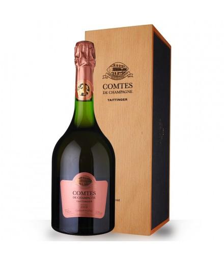 Taittinger Comtes de Champagne Rosé 2004