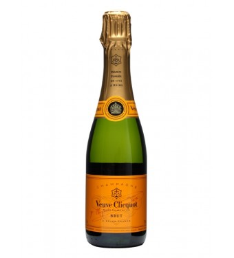 Veuve Clicquot Brut Yellow Label Half-Bottle