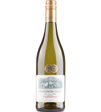 Franschhoek Cellar Our Town Hall Unoaked Chardonnay