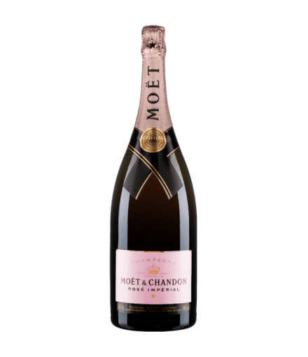 Moet & Chandon Rose Imperial Champagne Magnum